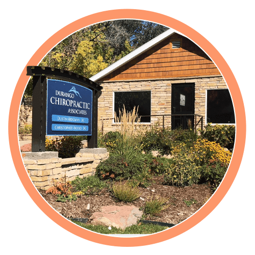 Chiropractic Durango CO Office Building cutout